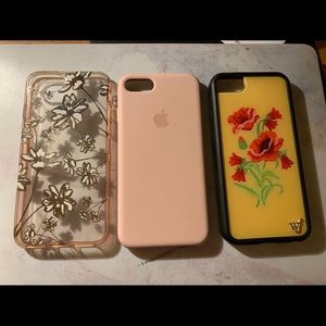 bundle of iphone 6/7/8 cases